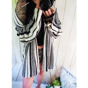 NWT Bohemian knitted cardigan 🌿